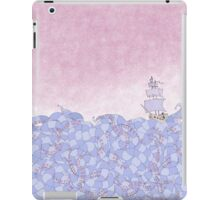 Crossing the Wiggling Sea iPad Case/Skin