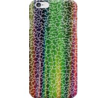Difficult color puzzle iPhone Case/Skin