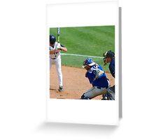 baseball world cup championship Greeting Card
