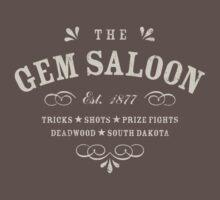 The Gem Saloon, Deadwood