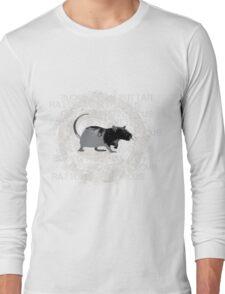 Rattus Norvegicus Long Sleeve T-Shirt