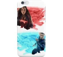 The Maximoffs iPhone Case/Skin