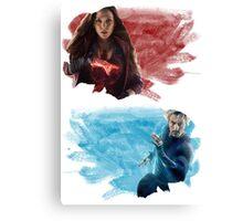 The Maximoffs Canvas Print
