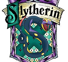 Seviper the Slytherin by BlueNinetails