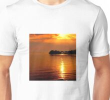 beautiful natural summer sunset Unisex T-Shirt