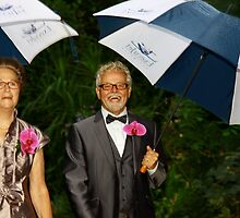 Happiness Personified Mother and Father of the Groom by Ronald Rockman