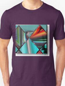 beautiful colored stunning artwork Unisex T-Shirt
