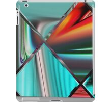beautiful colored stunning artwork iPad Case/Skin