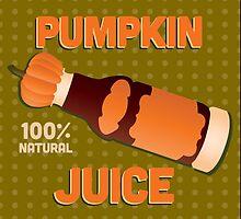 Pumpkin Juice - Harry Potter by Daniela Walker Reed