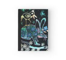 A Bilby Easter Fantasy Hardcover Journal