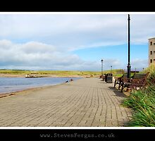 Irvine Harbour by StevenF