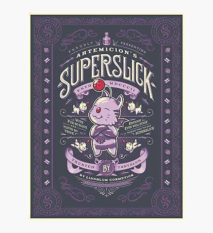 Superslick Photographic Print