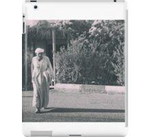 Walk  iPad Case/Skin