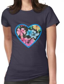 I love summertime Womens Fitted T-Shirt
