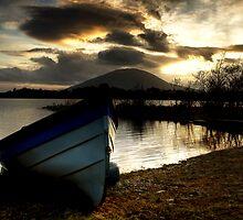 Lough Conn by maxamilion