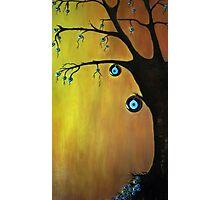 Evil  Eye Beat tree Photographic Print