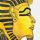 Mask of Gold by Dawn B Davies-McIninch
