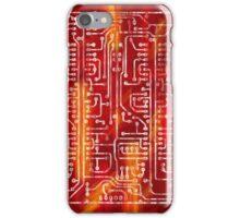 Printed circuit board iPhone Case/Skin
