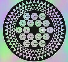 Hexa Cube by indigotribe