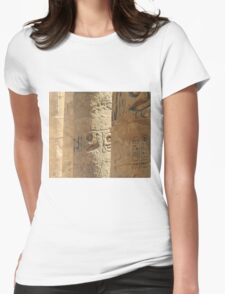 Ancient  Womens Fitted T-Shirt