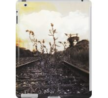 Rebirth Between the Rails iPad Case/Skin