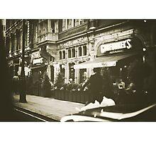 rush... Photographic Print