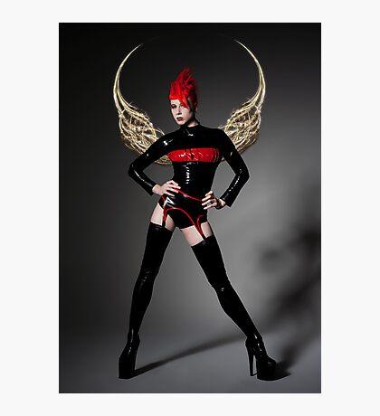 Dark Angel II Photographic Print