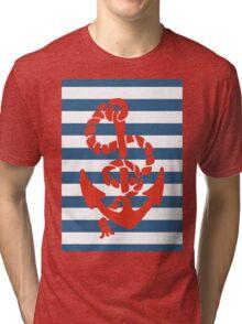 Anchor 2 Tri-blend T-Shirt