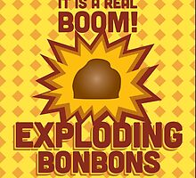 Exploding Bonbons - Harry Potter by Daniela Walker Reed