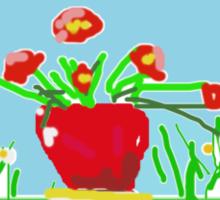 My Garden T SHIRT Sticker