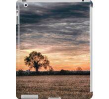 Sunset Orange iPad Case/Skin