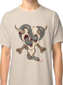 old skull Classic T-Shirt