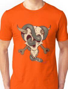 old skull T-Shirt