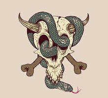 old skull Unisex T-Shirt
