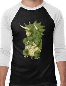 babysaurus Men's Baseball ¾ T-Shirt