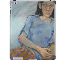 Blind Girl. iPad Case/Skin