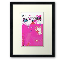 Vague Recollection – Lost in Time Framed Print