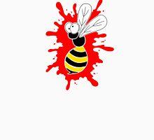 Wasp Splat - Red Unisex T-Shirt