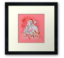 Decapitated Dauphine Framed Print
