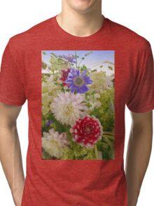 Mood Patriotic Tri-blend T-Shirt