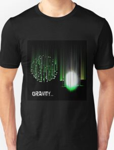 The Speed of Gravity Unisex T-Shirt