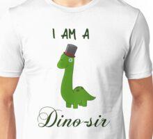 I am a Dino-sir Unisex T-Shirt