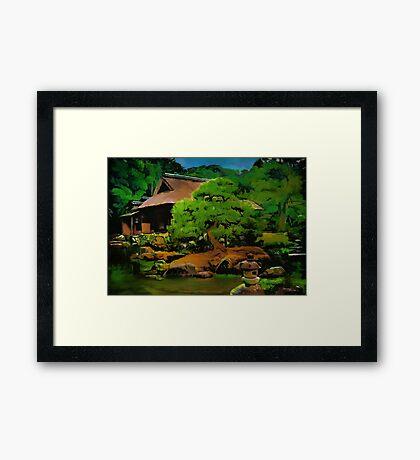 ....Eden...... Framed Print