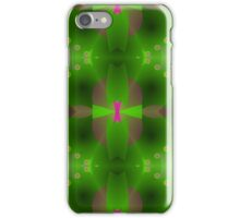 Patterns and Shapes Abundance Vibrations iPhone Case/Skin
