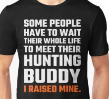 Hunting Buddy Father Son Unisex T-Shirt