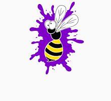 Wasp Splat - Purple Unisex T-Shirt