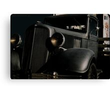 Old Chevy's never die... Canvas Print