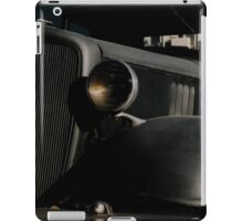Old Chevy's never die... iPad Case/Skin