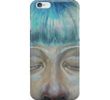 Bubblegum girl (detail) #2 iPhone Case/Skin