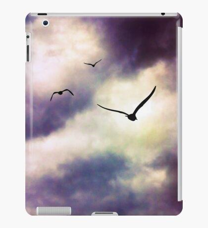 Birds Flying Away iPad Case/Skin